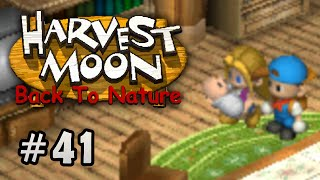 Harvest Moon Back To Nature - Filho #41