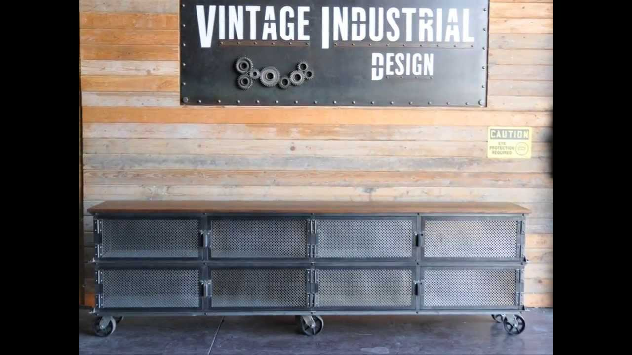 the vintage industrial furniture collection 2013 build industrial furniture