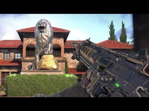 NOUVELLE MAP Black Ops 4 (Hacienda Gameplay)