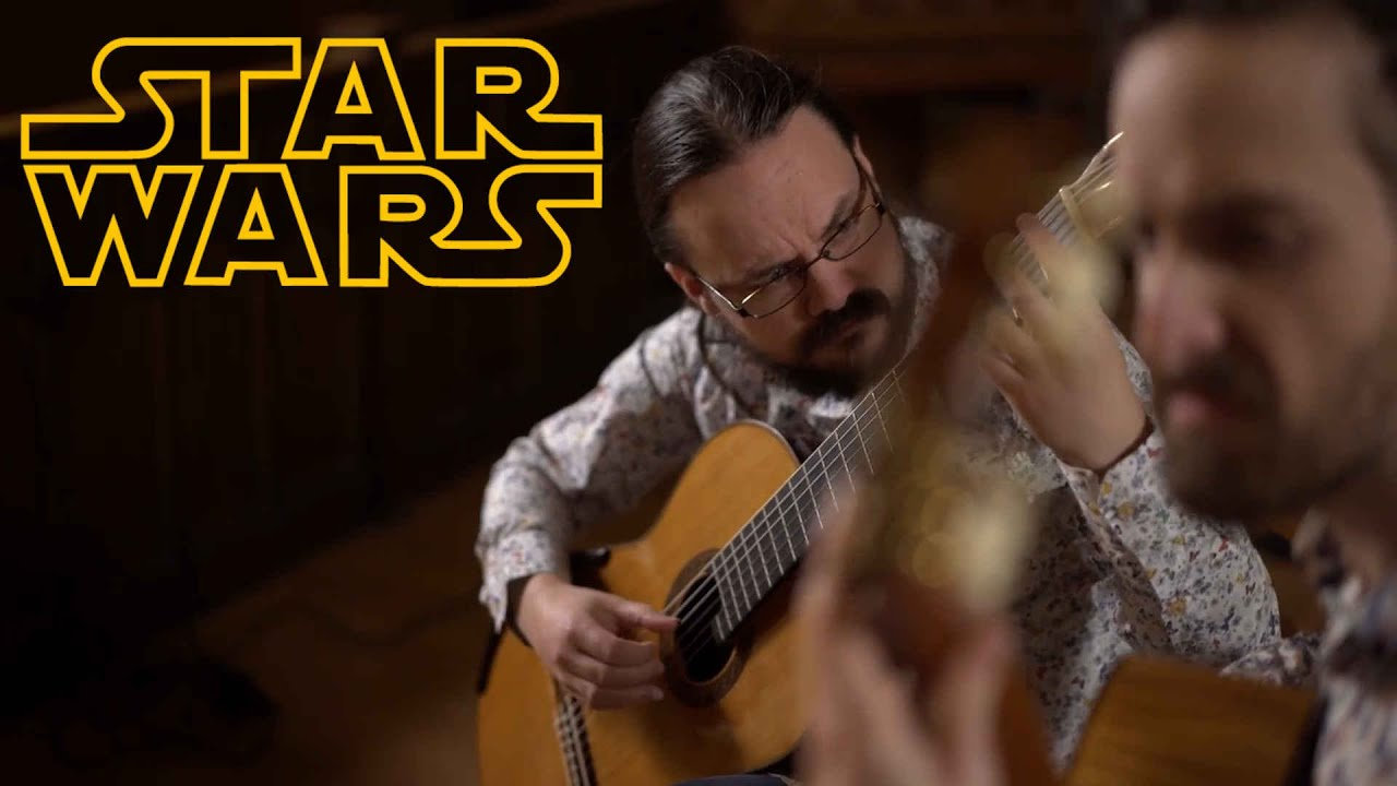 Star Wars: Main Title and Imperial March (Ottawa Guitar Trio)