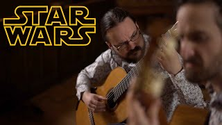 Star Wars: Main Title and Imperial March -Classical Guitar Arrangement - (Ottawa Guitar Trio)