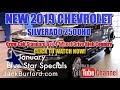 WATCH! NEW 2019 CHEVROLET SILVERADO 2500HD Crew Cab Standard Box 4 Wheel Drive High Country