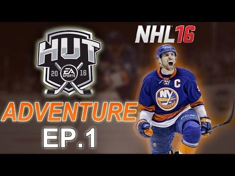NHL 16 : Ultimate Team Adventure #1 ' Here We Go!'