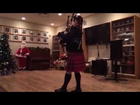 Ian K. MacDonald - Edmonton Pipers Club