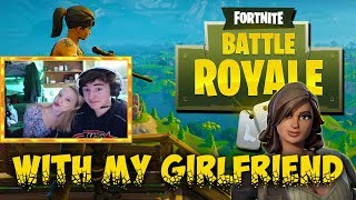 🔴KISSING MY GIRLFRIEND FOR EVERY NEW SUBSCRIBER FORTNITE WITH SUBS🔴