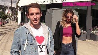 Kade Speiser Speaks On The Jake Paul Vs. KSI Fight With His Hot Girlfriend On Valentine