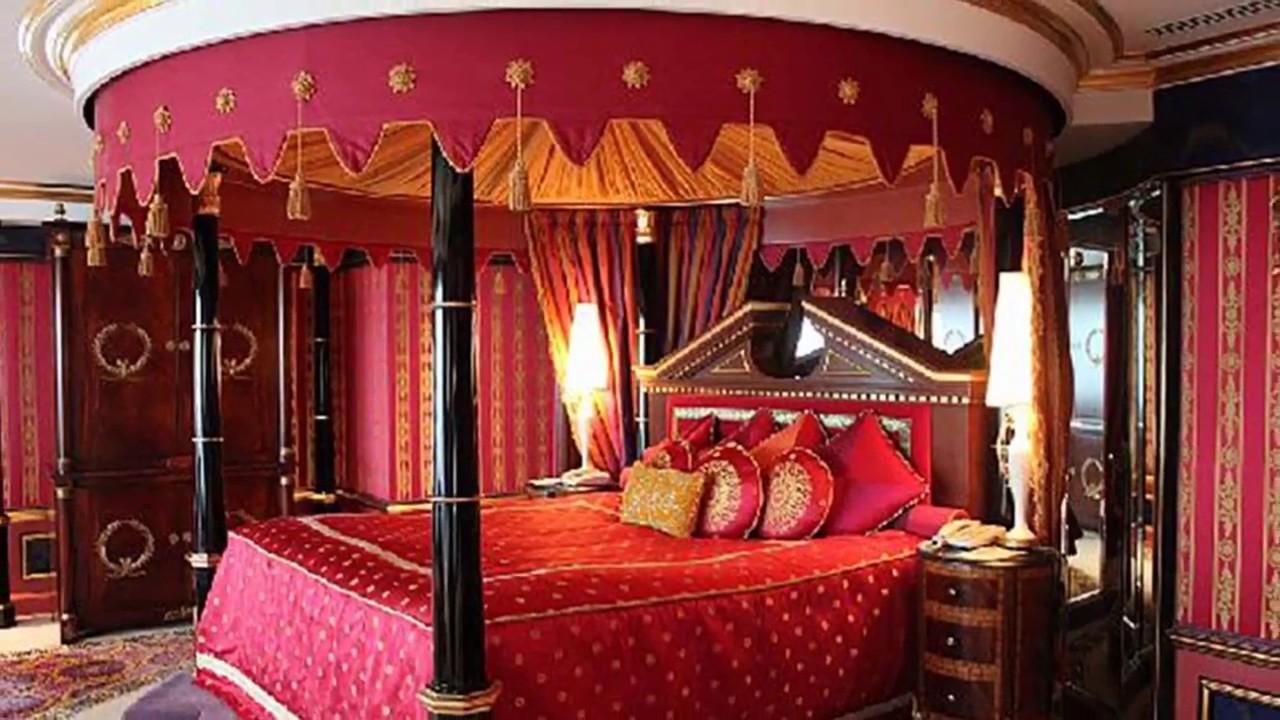 luxurious arabic style bedroom 25+ Arabic Bedroom Interior Design - YouTube