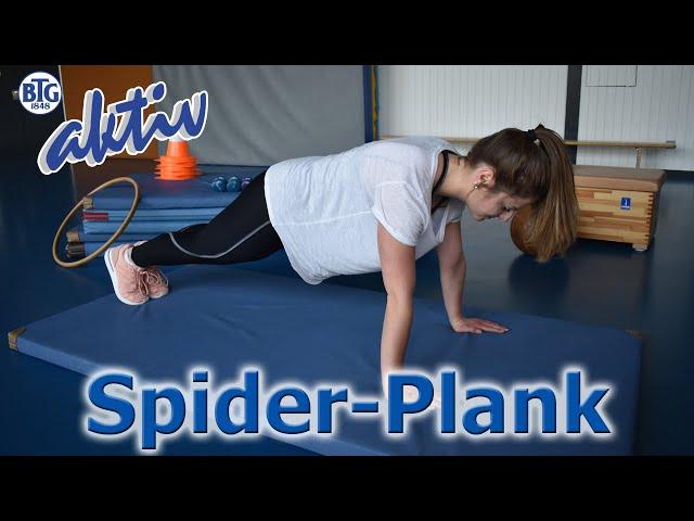 Spider-Plank