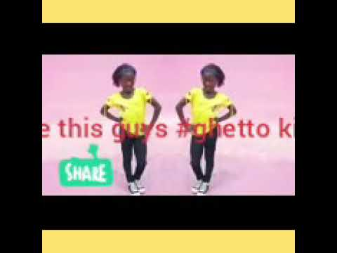 Ghetto kids dance moves, made by Vinny