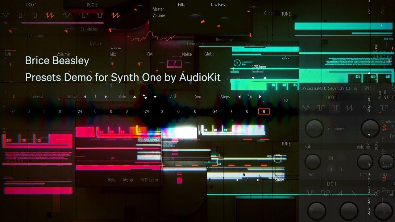 AudioKit Synth One | AudioKit Pro