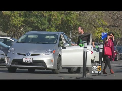 Santa Clara County Workers Get Free Valet Parking in San Jose