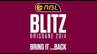 NBL Blitz 2014: Session 4 Cairns Taipans v Sydney Kings