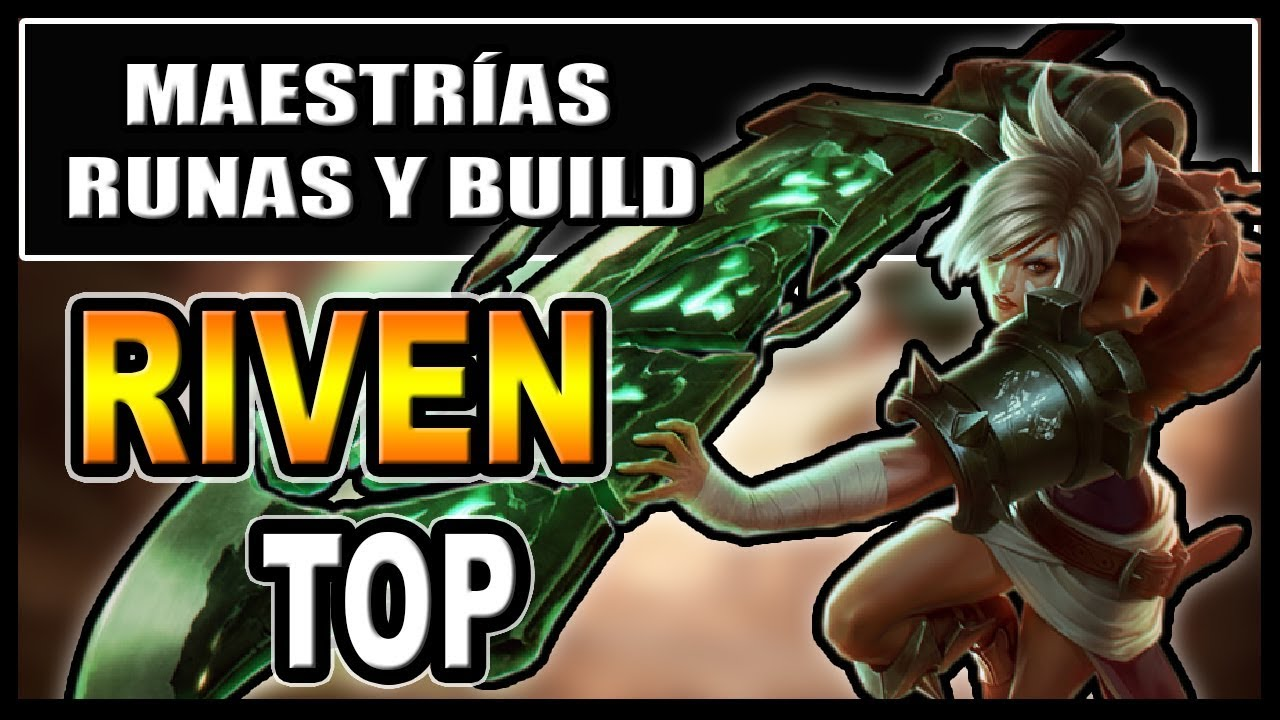 Best Build For Riven S