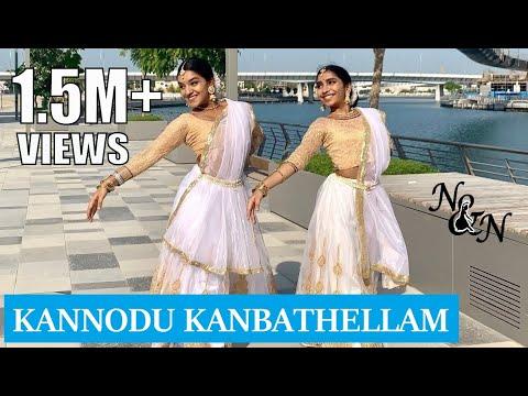 Kannodu Kanbathellam - Jeans | Semi Classical Choreography | Nidhi & Neha