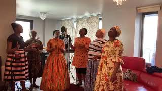 Esther safaro worship with the saints 2020. Esther safaro's Birthday on the 4th of July.