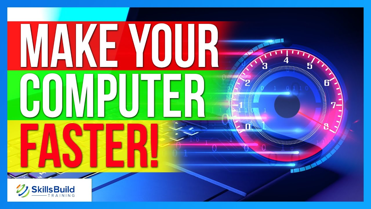 10 Awesome Tips to Make Windows 10 Faster *FREE!*