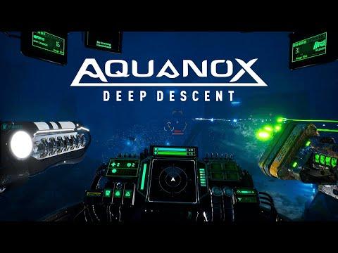 Aquanox Deep Descent - Weapons Trailer