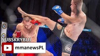 PLMMA 77: Karol Linowski vs Jakub Labiak