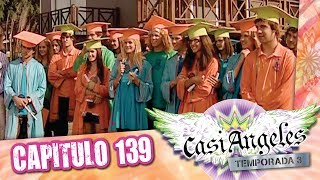 Casi Angeles Temporada 3 Capitulo 139 BUSCANDO EL TESORO 2da Parte