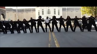 Pine Bluff PD swag surfs through the lip-sync challenge