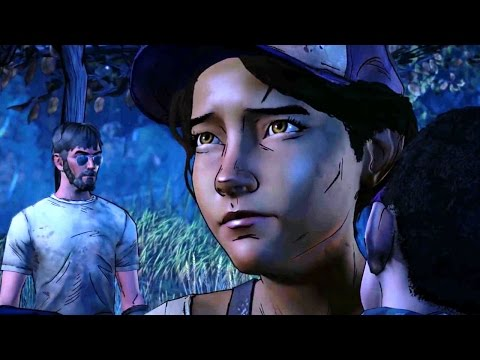 The Walking Dead: A New Frontier All Cutscenes | Episode 3: Above the Law | Season 3