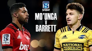 Richie Mo'unga v Beauden Barrett