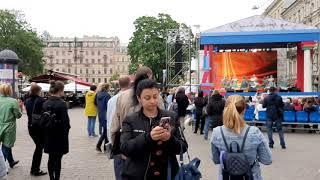 Фото Мы с Анжи на Невском