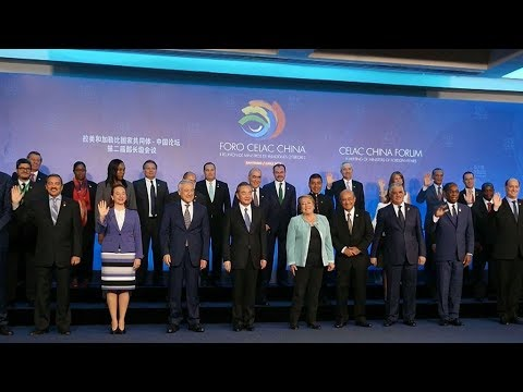 Chinese FM attends China-CELAC Forum