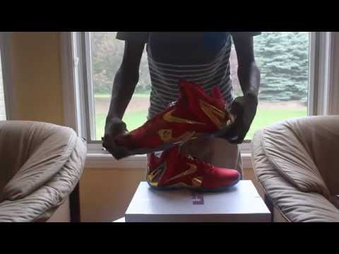 nike-lebron-11-elite-se-championship-heat-review-(university-red-and-metallic-gold-colorway)