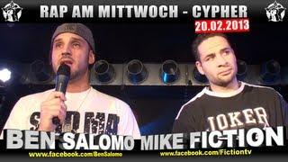 RAP AM MITTWOCH - 20.02.13 Die Cypher (1/5)