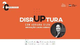"""20 HORAS DE LITERATURA """"Disruptura"""""""