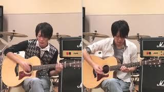 VOICES Guitar ver. 〜featuring YUKIをカバーしました。 すでにエレキ...