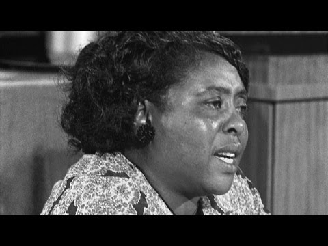 Celebrating Fannie Lou Hamer and Other Freedom Heroes