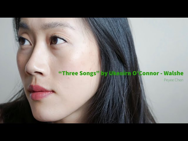 """Three Songs"" by Ukeoirn O'Connor - Jennifer Walshe"