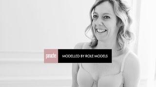 Rachel Eliott I Film zakulisowy kampanii Modelled by Role Models – Nowy Wymiar Piękna.
