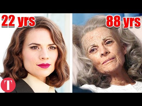 20 Actors Transformed Into Older Characters