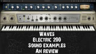 Waves Electric 200 - Test and Review
