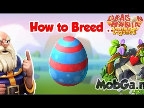 How to breed Magnet dragon?,Gameplay, Dragon Mania Legends -part 573
