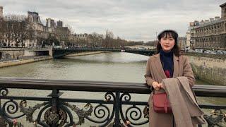 [브이로그]프랑스 파리 여행 2탄(프랑스여행/paris…