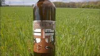Zaaien van rogge als ingrediënt voor Harvest bier