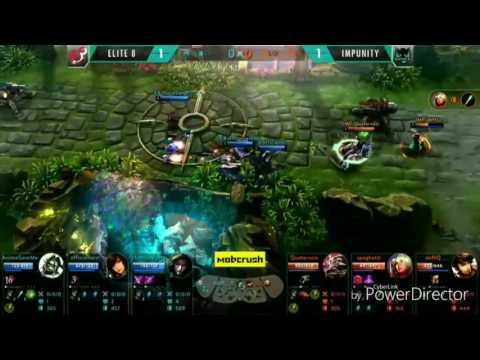 Elite 8 VS Impunity Final In Manila Full Resume