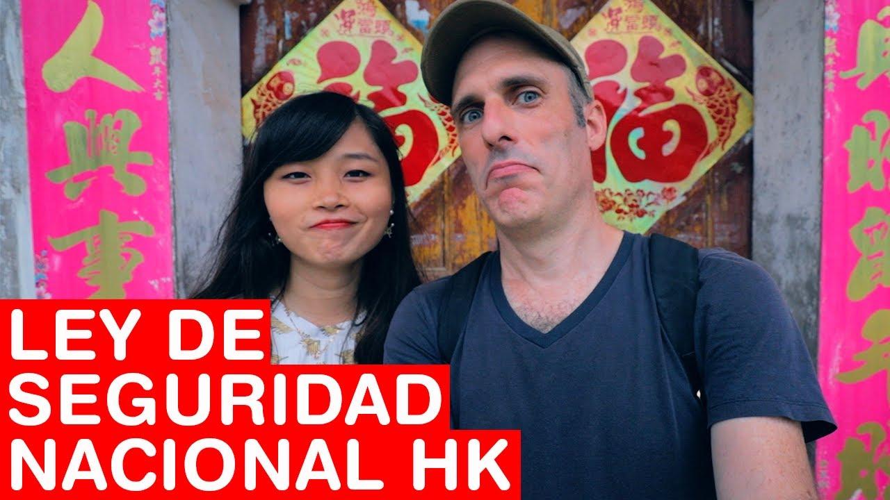 La NUEVA LEY DE SEGURIDAD NACIONAL de HONG KONG ¿QUÉ PIENSAN LOS CHINOS?