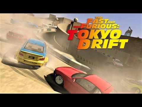 Tokyo Drift Parking Garage Ramp Tandem Drifting HD Assetto Corsa