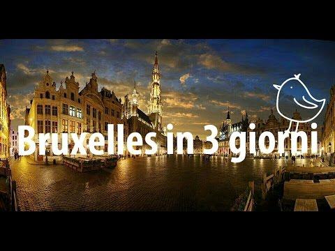BRUXELLES in 3 giorni [GoPro Hero]
