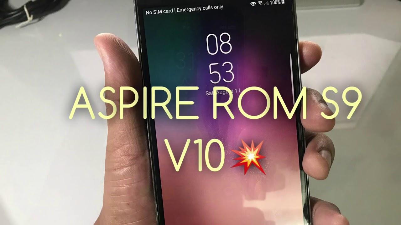 ASPIRE ROM S9 V10 FOR NOTE3 SM-N9005|W8|T|V|P