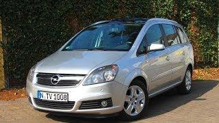 Автогид тест-драйв: Opel Zafira 1.9 CDTI (2007)