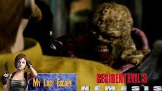 Last Escape | RCPD - Resident Evil 3 [#01] [LongPlay] [Hard Mode] [Barry Ending]