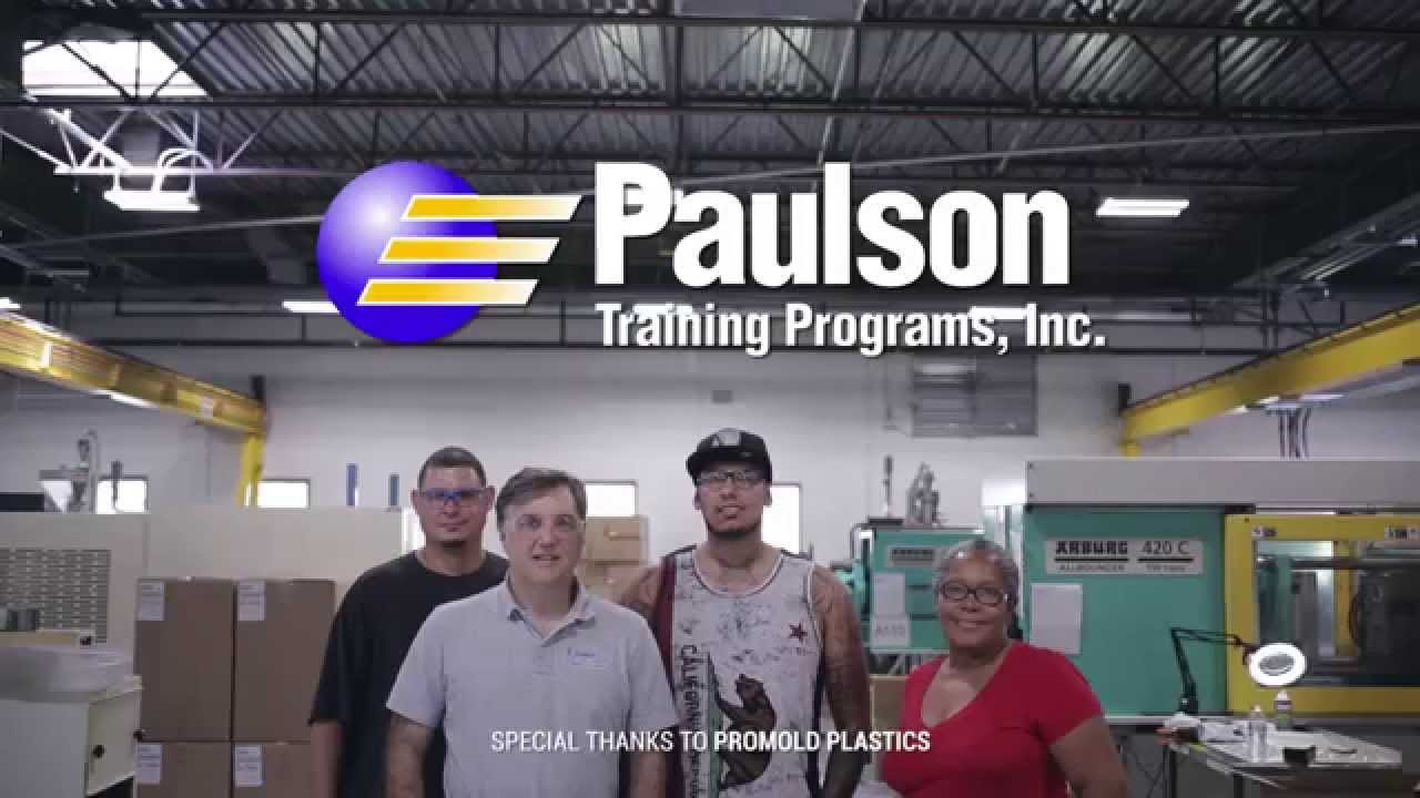 Plastics Training Done Right - Powered By Paulson