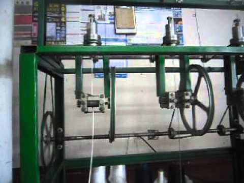 Vendo maquina para fabricar cordon informes en el for Maquinas para toldos enrollables