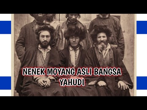 BUKAN BANI ISRAEL! INILAH NENEK MOYANG BANGSA YAHUDI!